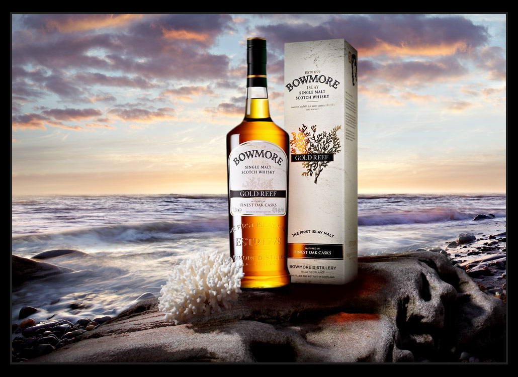 Bowmore shoot