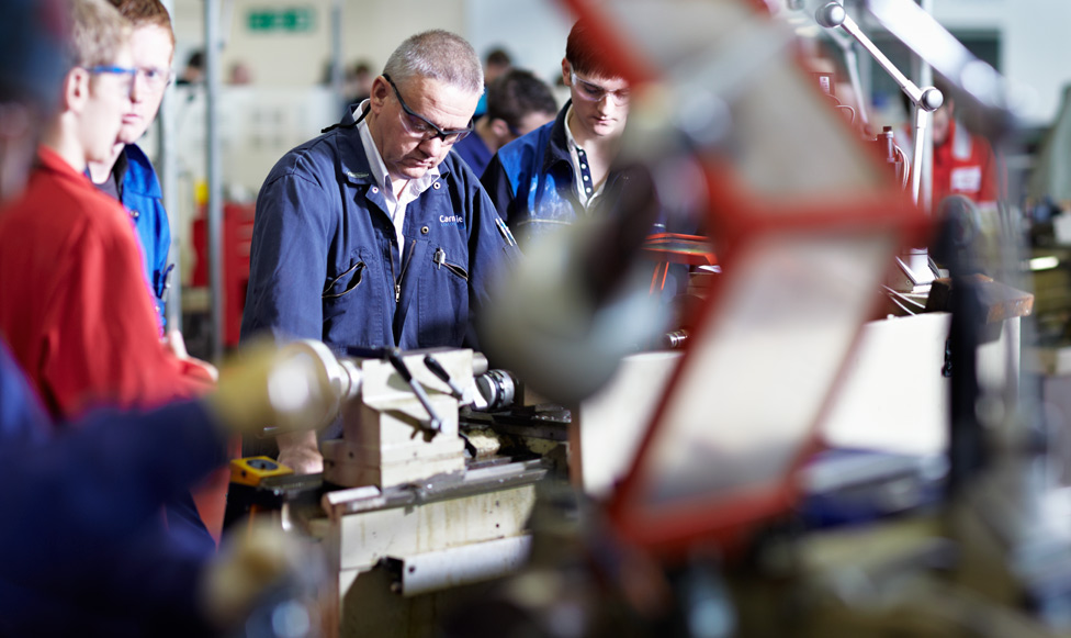 Fife College Partners with Industry
